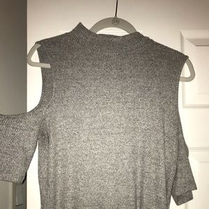 GAP Cold Shower Gray Sweater Top